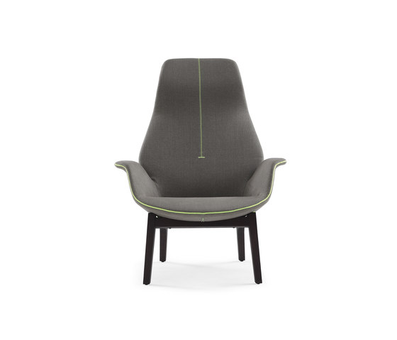 Ventura Lounge armchair by Poliform | Armchairs