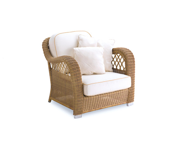 Casablanca armchair di Point | Poltrone da giardino