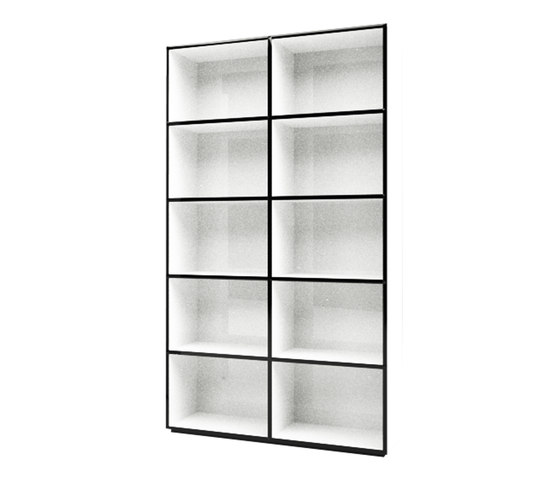 RESERVARE Shelf by Rechteck | Office shelving systems
