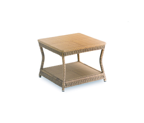 Casablanca corner table di Point   Tavolini di servizio da giardino