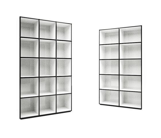 RESERVARE Shelf di Rechteck | Sistemi scaffale ufficio