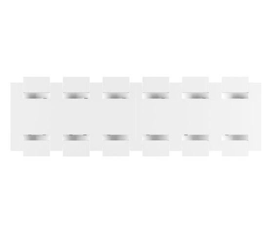 CONVENTUS Konferenztisch von Rechteck | Multimedia-Konferenztische