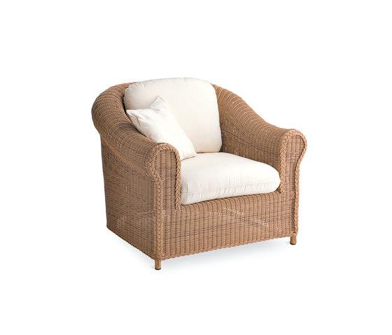 Brumas armchair by Point | Garden armchairs