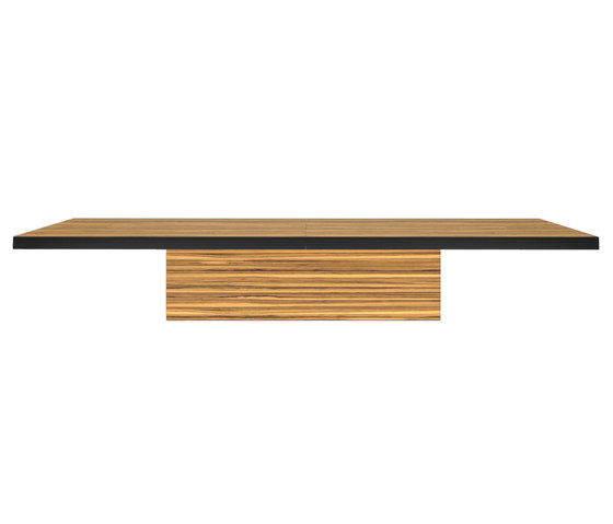 CONGRESSU Conference Table by Rechteck | AV tables