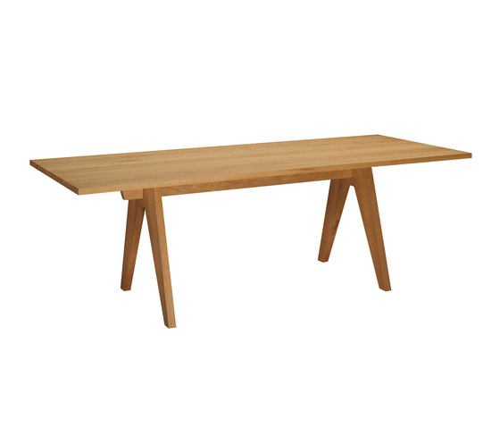 ALDEN by e15 | Meeting room tables