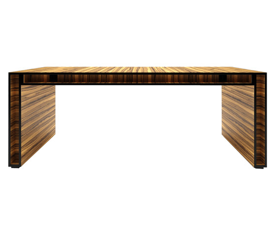 UNA Conference table by Rechteck | AV tables