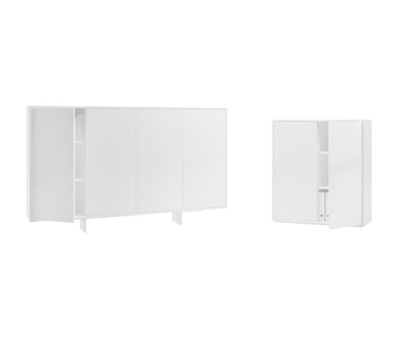 AUXILIUM Highboard by Rechteck | Cabinets