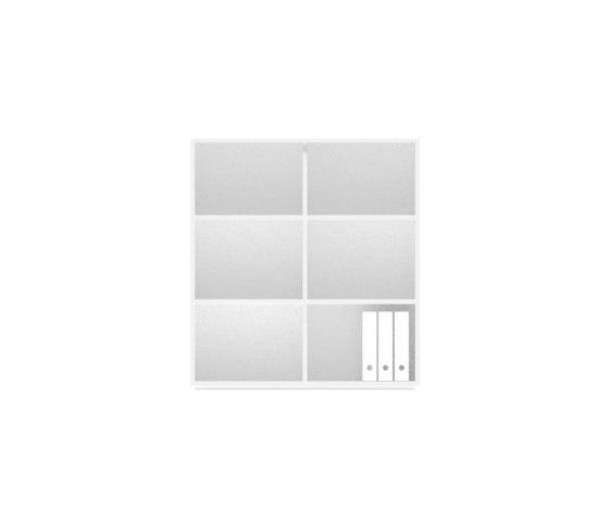 AUXILIUM Highboard de Rechteck | Meubles de rangement
