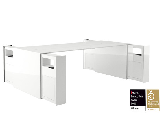 SUMMARUM Conference table by Rechteck | AV tables