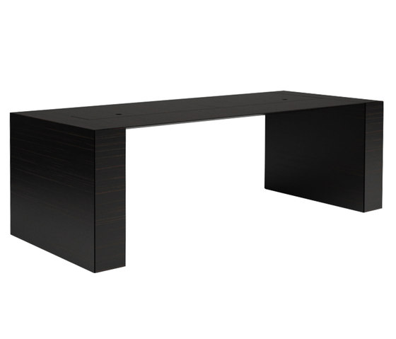 SUMMARUM Leve table de Rechteck | Tables multimédia