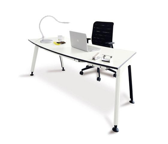 Caldo A by PALMBERG | Individual desks