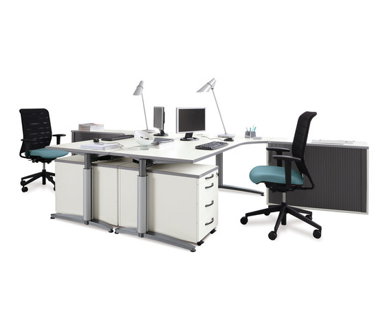 Caldo C by PALMBERG | Desking systems
