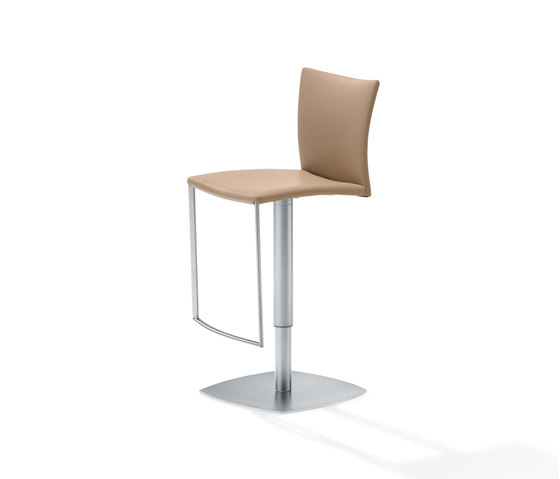 Nobile Soft Barhocker | 2079 II by Draenert | Counter stools