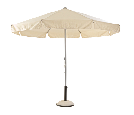 Aluminio umbrella 300 di Point | Ombrelloni