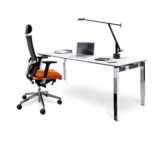 Systo Tec by PALMBERG | Individual desks