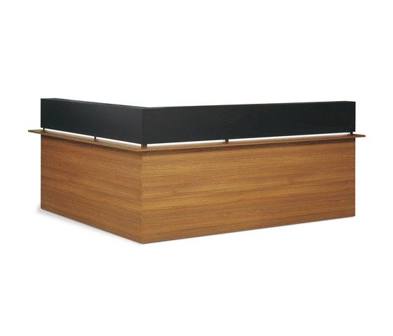 Casus by PALMBERG | Reception desks
