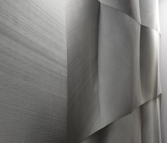 Foulard by Lithos Design | Natural stone panels