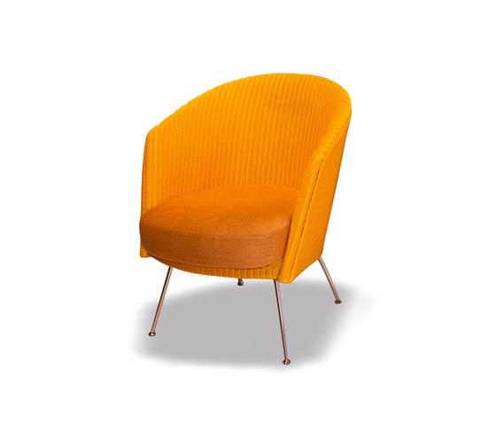 Thirty Armchair di Accente | Poltrone lounge