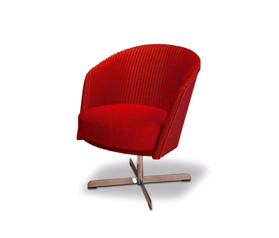 Thirtyplus Armchair di Accente | Poltrone lounge