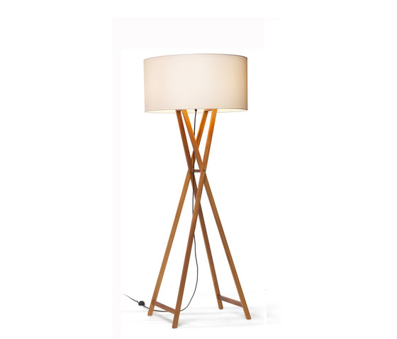 Cala standing lamp P140 - P180 by Marset | General lighting
