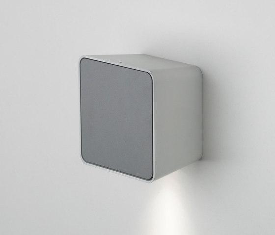 Lab White Grey by Marset | Spotlights