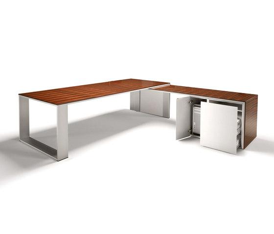 Sitagprime Worktable by Sitag | Individual desks