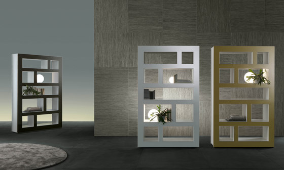 Stele by Rimadesio | Room dividers