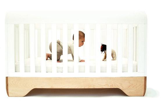 Echo Crib de De Breuyn | Camas de niños / Literas