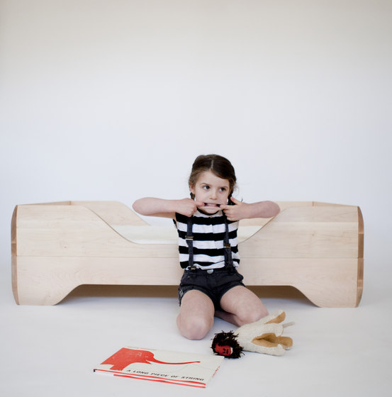 Echo Bed by De Breuyn | Infant's beds