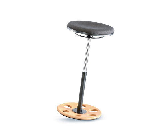 Sitag Pro-Sit Standing stool by Sitag | Lean stools