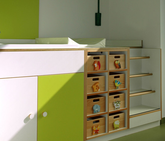 Dresser by De Breuyn | Children's area