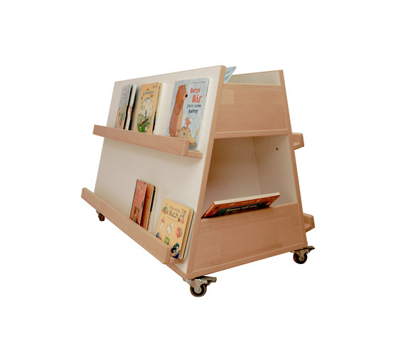 Book-Display by De Breuyn | Children's area