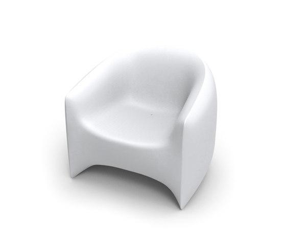 Blow armchair von Vondom | Gartensessel