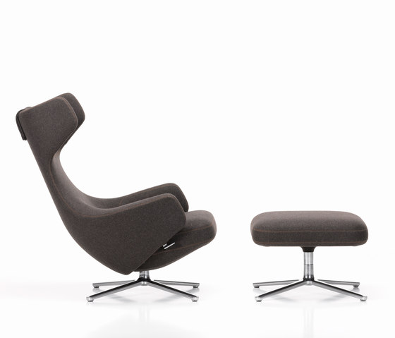 Grand Repos & Ottoman by Vitra | Armchairs