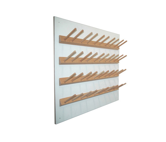 Wardrobe Furniture Modul  DBF-417.3 by De Breuyn | Cloakrooms