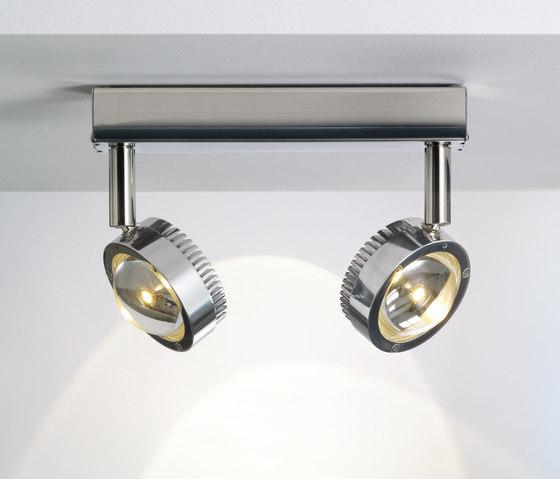 Ocular Spot 2 LED 04 von Licht im Raum | Deckenleuchten aus Edelstahl