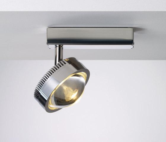 Ocular Spot 1 Serie 100 Zoom de Licht im Raum | Matériau acier inoxydable