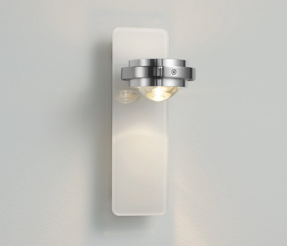 Ocular wall lamp white by Licht im Raum | General lighting