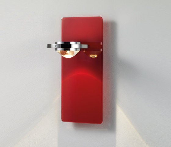 Ocular wall S100 red de Licht im Raum | Iluminación general