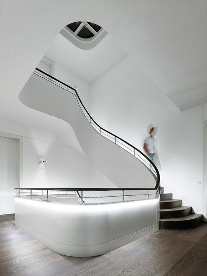 Ocular wall lamp S100 LED white de Licht im Raum | Wall lights