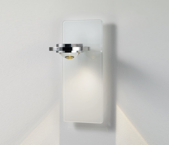 Ocular wall lamp S100 LED white by Licht im Raum | General lighting
