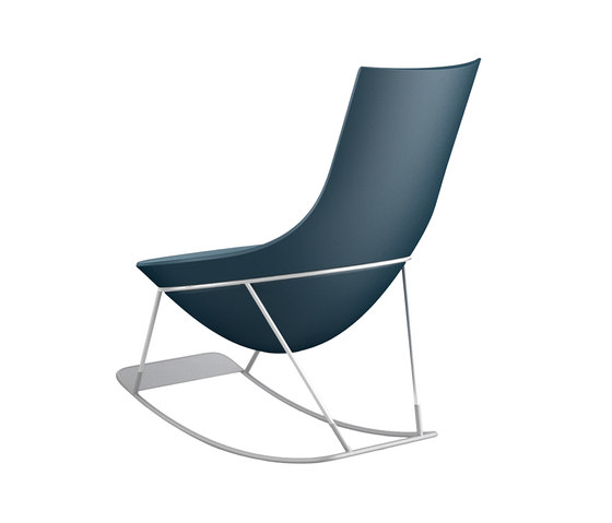 Tom Yam Rocking Chair de Qui est Paul? | Sillones