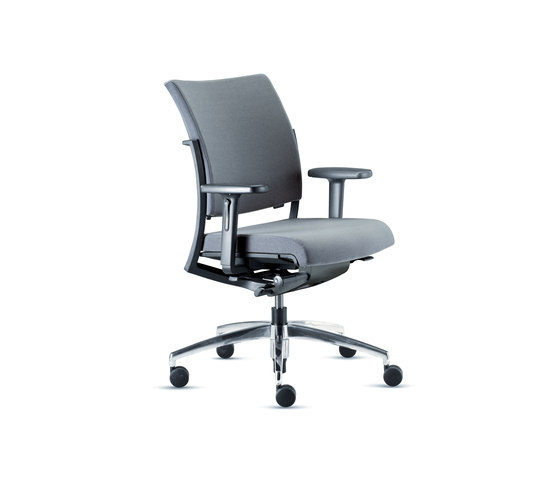 Sitagworld Swivel chair by Sitag | Management chairs