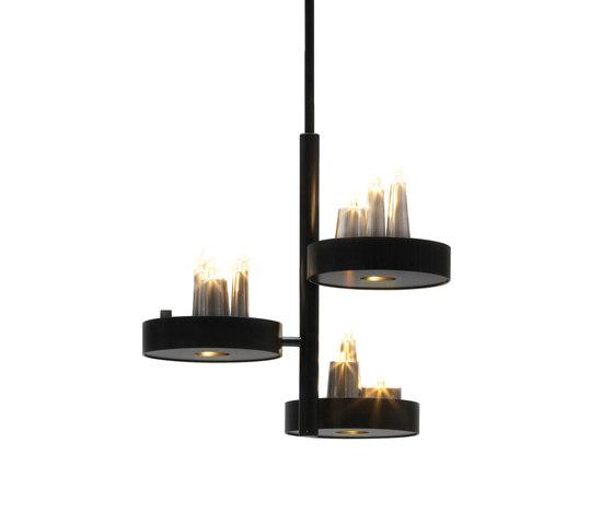 Table d'Amis chandelier by Brand van Egmond | General lighting