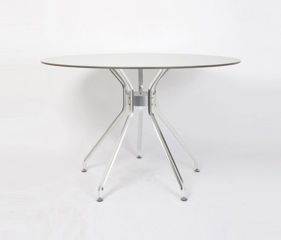 Alu 5 table by seledue | Cafeteria tables