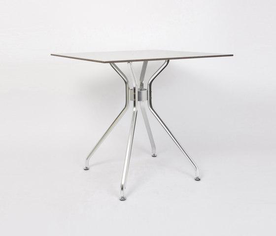 Alu 4 Tisch von seledue | Cafeteriatische
