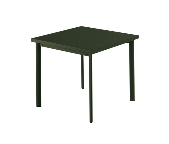 Star | 306 de EMU Group | Tables de restaurant