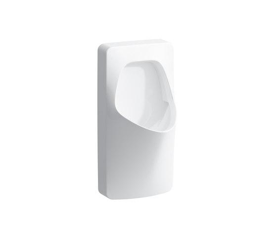 Antero | Siphonic urinal de Laufen | Urinoirs