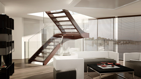melbourne holztreppen von siller treppen architonic. Black Bedroom Furniture Sets. Home Design Ideas