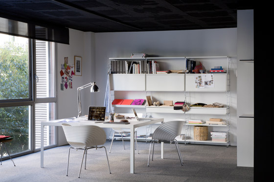 TRIA 36 office by Mobles 114 | Office shelving systems